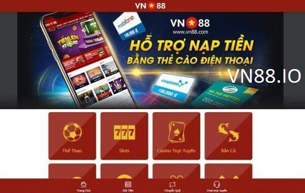 Nhà cái VN88 hỗ trợ nạp tiền bằng những ngân hàng nào?
