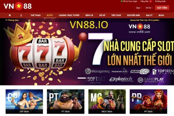 Hướng dẫn cách chơi quay hũ (slots) tại VN88
