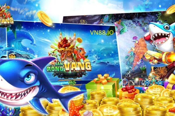 Săn rồng vàng – bắn cá 3d chơi là mê, game đổi thưởng mới nhất