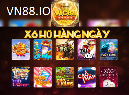 Vic888  – cổng game bài online uy tín nhất định phải chơi một lần