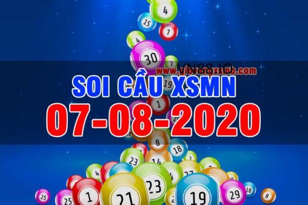 Dự đoán xổ số miền Nam 7/8 – Soi cầu dự đoán Miền Nam 7/8/2020