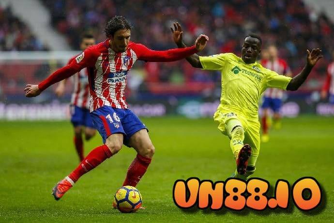 Những thông tin về Getafe vs Atletico Madrid