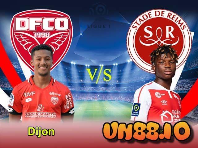 Soi kèo bóng đá Dijon vs Reims kèo châu Á