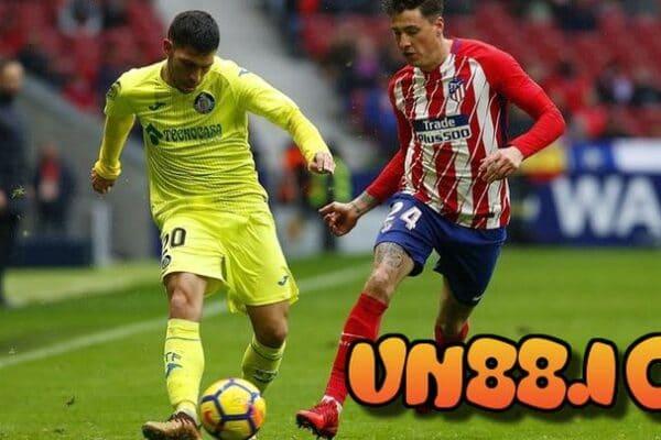 Soi kèo bóng đá Getafe vs Atletico Madrid ngày 14/3/2021