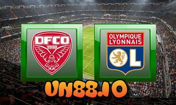Soi kèo bóng đá Dijon vs Lyon ngày 2/4/2021