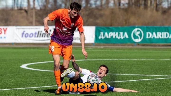 Dự đoán soi kèo hiệp 1 trận Neman Grodno vs Energetik BGU