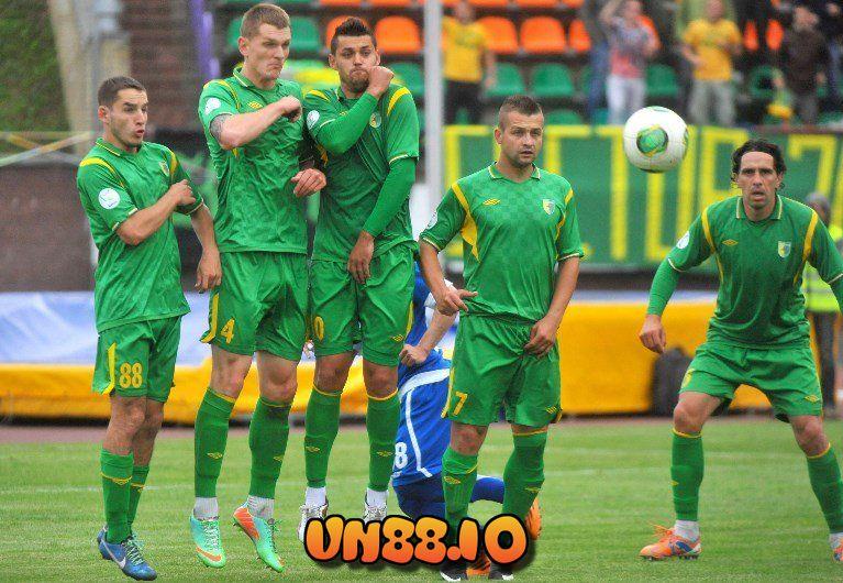 Dự đoán soi kèo bóng đá Neman Grodno vs Energetik BGU qua phong độ của đội tuyển Neman Grodno