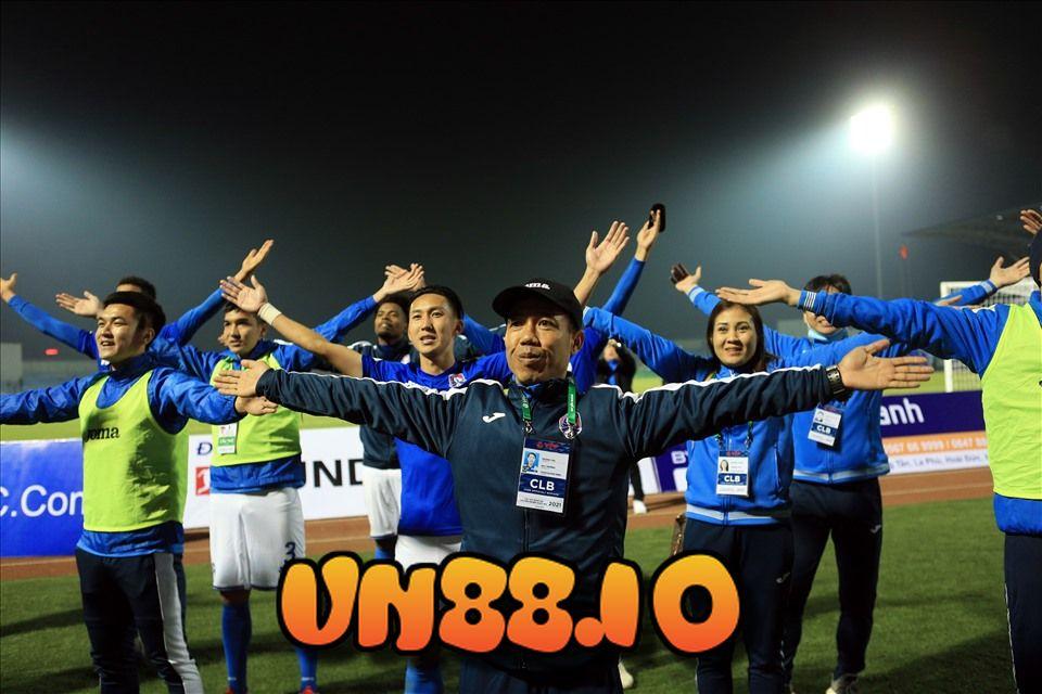 Than Quảng Ninh luôn củng cố tinh thần qua từng trận đấu