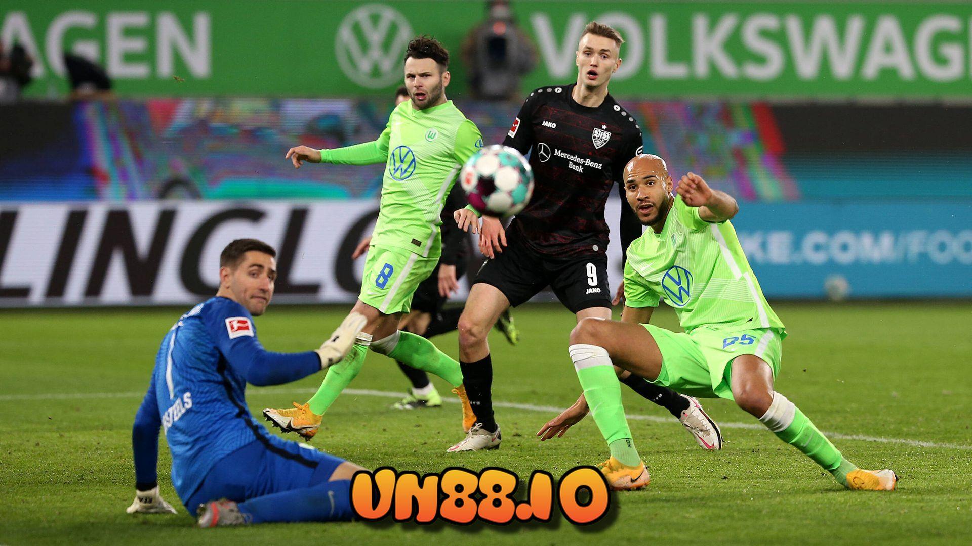 Soi kèo châu Âu trận đấu Stuttgart vs Wolfsburg