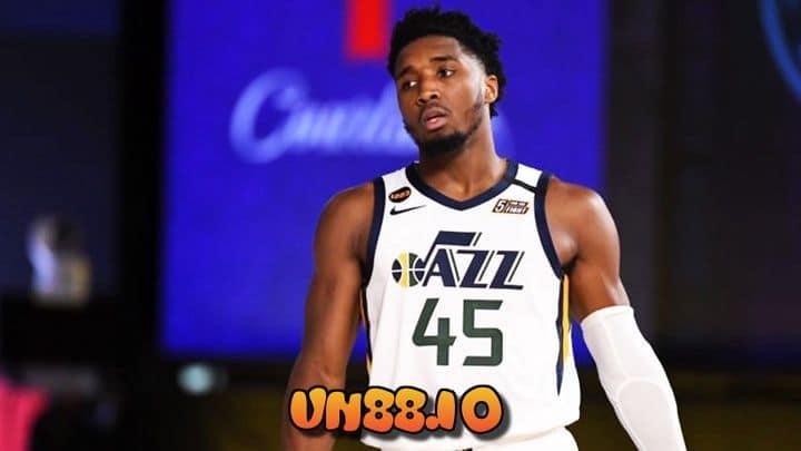 Tay ném Utah Jazz thở phào nhẹ nhõm với Donovan Mitchell - tin thể thao nổi bật nhất thế giới