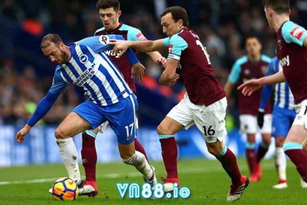 Soi kèo trận đấu Brighton Vs West Ham 2h00 Ngày 16/5/2021 chính xác nhất