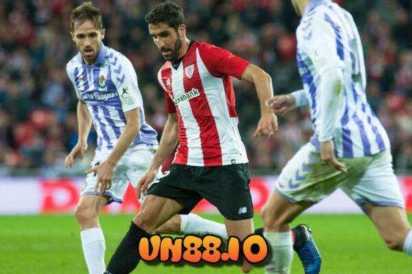 Soi kèo hiệp 1 Athletic Bilbao vs Real Valladolid